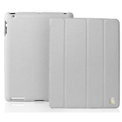 Чехол для iPad 2/3/4 JustCase Grey