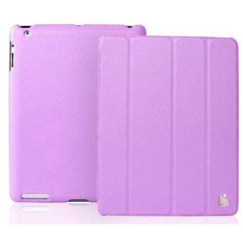 Чехол для iPad 2/3/4 JustCase Purple
