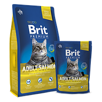 Brit Premium Adult Salmon (Эдалт Лосось), 8 кг