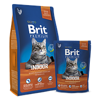 Brit Premium Indoor (Индор), 8 кг