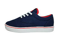Кеды Vans Off The Wall TZ2 Blue-Red