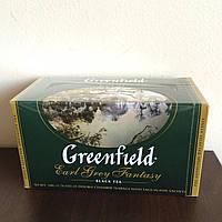 Чай Greenfield Earl Grey Fantasy 25 пак., фото 1