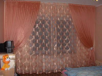 Тюль, гардина,шторы