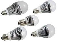 Энергосберегающая светодиодная лампочка на 12W E27, фото 1
