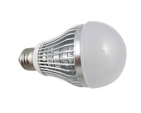 Энергосберегающая светодиодная лампочка на 12W E27, фото 2