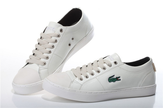 Мокасины мужские Lacoste City Series White (лакост) белые  продажа ... 45575f74fd8