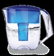 Фильтр-кувшин Luna СИНИЙ объем очищ воды  2,0 литра общий объем 3,5 л