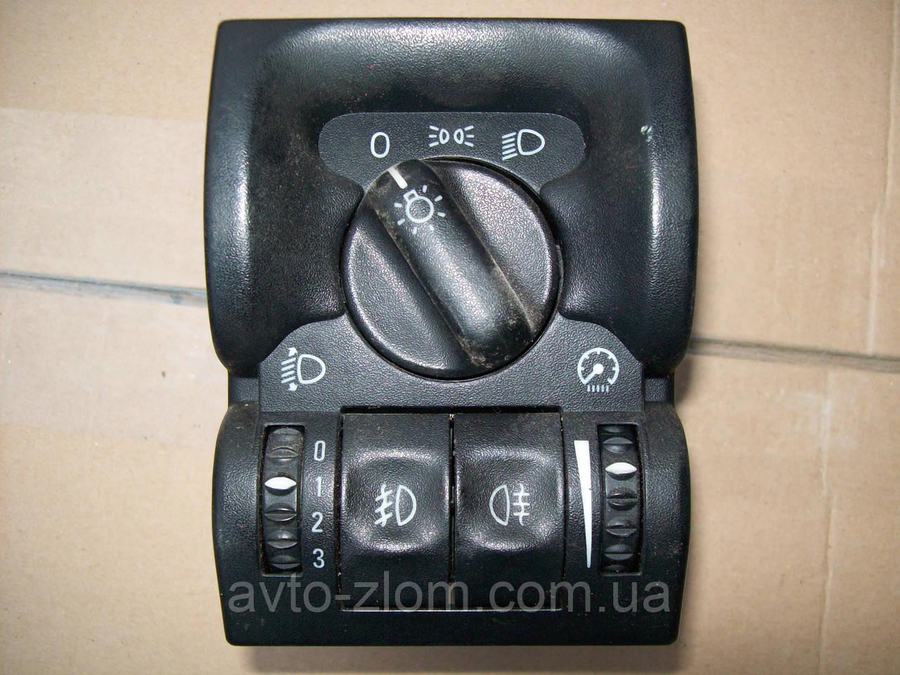 Переключатель света фар Opel Vectra - B, Опель Вектра Б.
