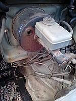 Главный тормозной цилиндр усилитель тормозов Mercedes 609,Vario