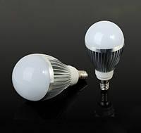 Энергосберегающая светодиодная лампочка на 15W E27, B22, фото 1