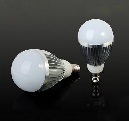 Энергосберегающая светодиодная лампочка на 15W E27, B22, фото 2