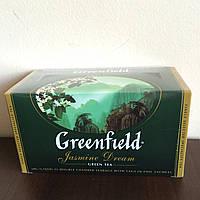 Чай Greenfield Jasmine Dream 25 пак. , фото 1