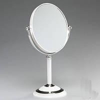 Настольное косметическое зеркало. 35 см (круглое)