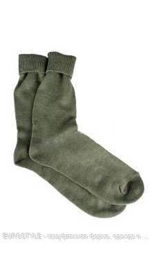 Армейские шерстяные носки оптом