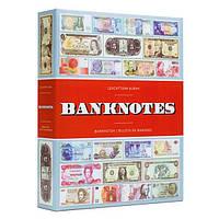 Альбом для банкнот на 300 шт Leuchtturm