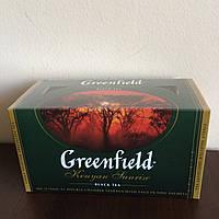 Чай Greenfield Kenyan Sunrise 25 пак. , фото 1