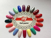 Гель-краска My Nail без липкого слоя №41-60 (пр-во США) 4 гр.