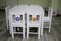 """Детские стульчики для детского сада """"Cloud"""", фото 1"""