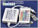 RGB контроллер для ленты 220В с ИК пультом д/у Biom