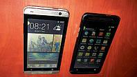 """HTC One смарт с экраном 4,7"""" (Android 4, Dual Sim) + стилус в подарок!"""