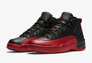Кроссовки мужские Nike Air Jordan 12 Flu Game / AJM-528