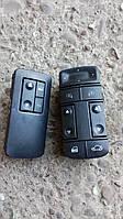 Блок управления стеклоподъемниками, кнопки стеклоподъемников Opel Vectra C.