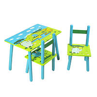Стол + 2стула 2880-4(2802-12) Африка-2