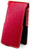 Чехол Status Side Flip Series Doogee Y300, Y300 Pro Red
