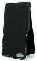 Чехол Status Side Flip Series Doogee Y300, Y300 Pro Black Matte