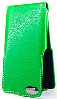 Чехол Status Side Flip Series Doogee Y300, Y300 Pro Green