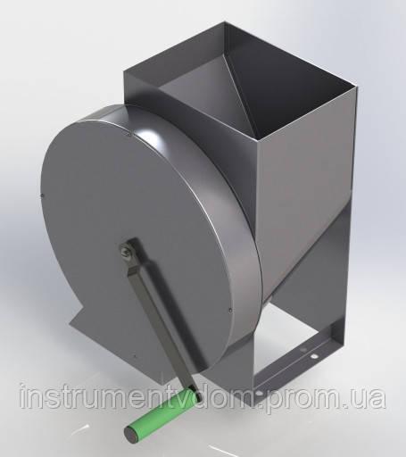 Корморезка ручная дисковая ЛАН