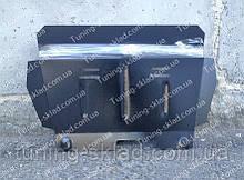 Защита двигателя Шкода Фабия 1 (стальная защита поддона картера Skoda Fabia 1)