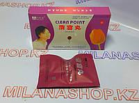 Тампоны Clean Point ( Тюльпан), ( для очистки и лечения матки) 6 шт 1 тампон