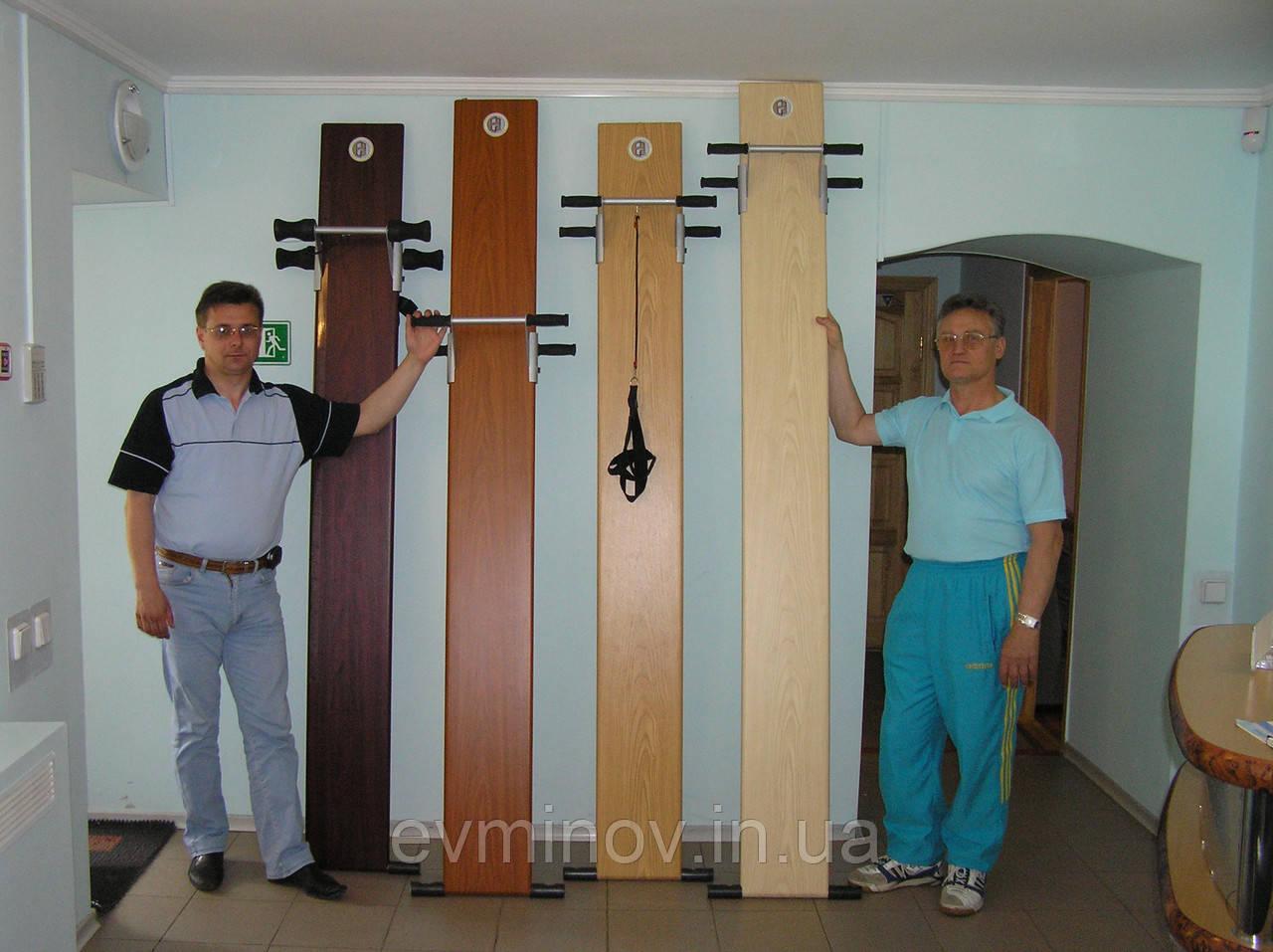 Профилактор Евминова для восстановления позвоночника Спецзаказ при росте выше 194 см, цвет светлый (оригинал)