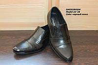 Туфли мужские классические, кожа AV28