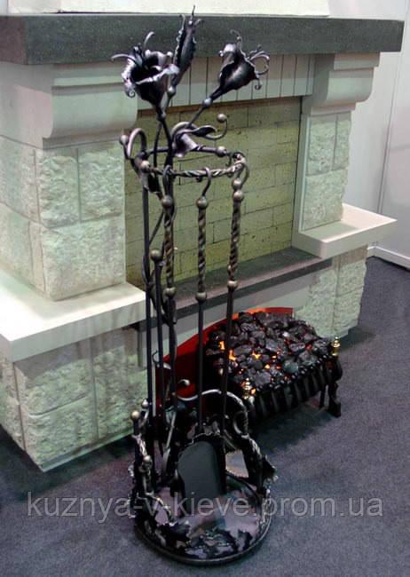 Каминный набор Кованый 2