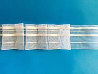 Бантовая складка ручная закладка