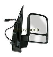 Зеркало правое, электро регулеровка с обогревом Ford Transit Connect,Форд Транзит Коннект 03-