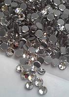 Стразы DMC, Crystal (кристалл) SS10 (2,8 мм), термоклеевые. Цена за 144шт