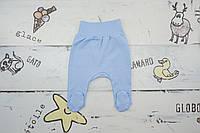Ползунки евро резинка р.62 новорожденному Бемби