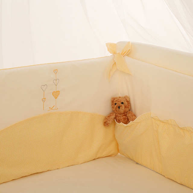 Защита Tutti желтый