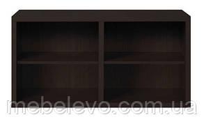 Шкафчик навесной Дорс HZ2fp 6 12 БРВ  580х1125х280мм Дуб Венге, фото 2