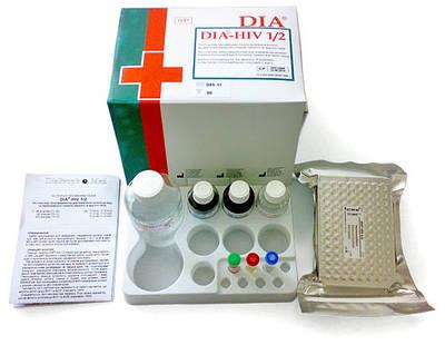 Діагностичні тест-системи (ІФА, біохімія, гематологія, коагулометрия)