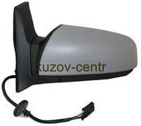 Зеркало правое электро с обогревом на Opel Zafira,Опель Зафира 05-