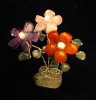 Букет «Барвинок» (3 цветка)