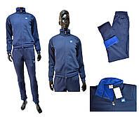 Мужской костюм Nike термо синего цвета 11=111