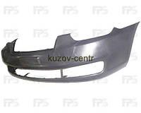 Бампер передний на Hyundai Accent,Хундай Акцент 06-10