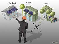Проводимо безкоштовний виїзд інженера і 3D візуалізацію обєкта при купівлі сонячних батарей / колекторів