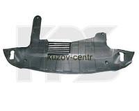 Защита бампере переднего на Hyundai Tucson,Хундай Туксон 04-
