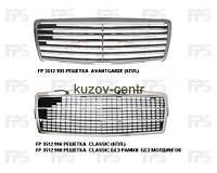 Решетка радиатора на Mercedes-Benz,Мерседес-Бенц 202 93-01
